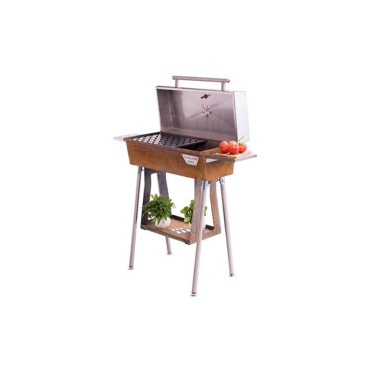 Corten grill Chef, Spara 38 %