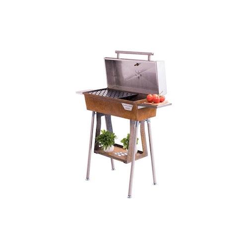Corten grill Chef