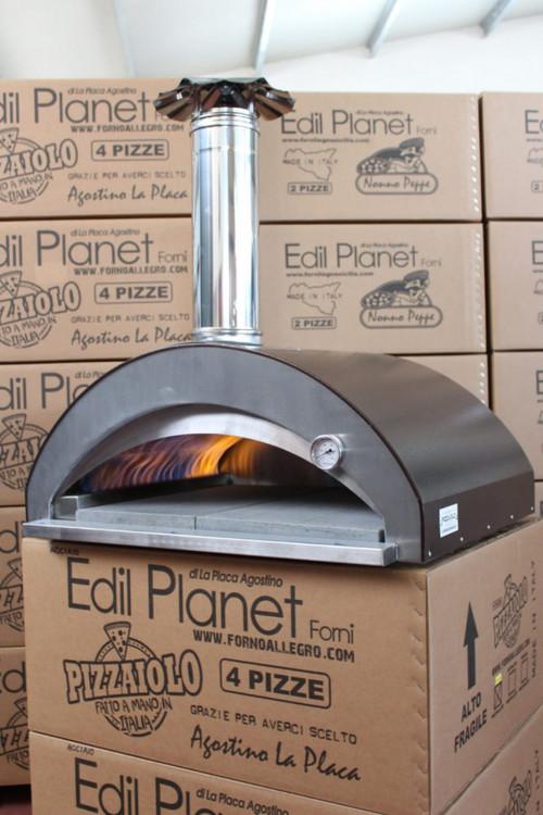 Pizzaiolo 4 gasoldrift, SKYLT EX billigt