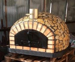 Pizzaugn Modell nr 7, Vedeldad, 100 cm, Finns i lager i Sverige