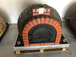 Pizzaugn Oval 110 cm modell nr 8