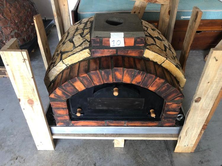 Pizzaugn modell nr 10. Isolerad 110 cm eller 120 cm