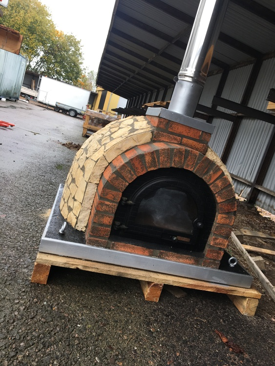 Pizzaugn .110 cm Modell nr 5 pizzaugnslucka