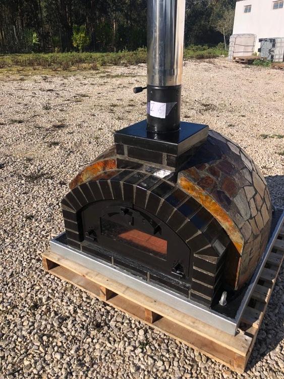 Pizzaugn med natursten 110 cm,nr 16 storsäljaren