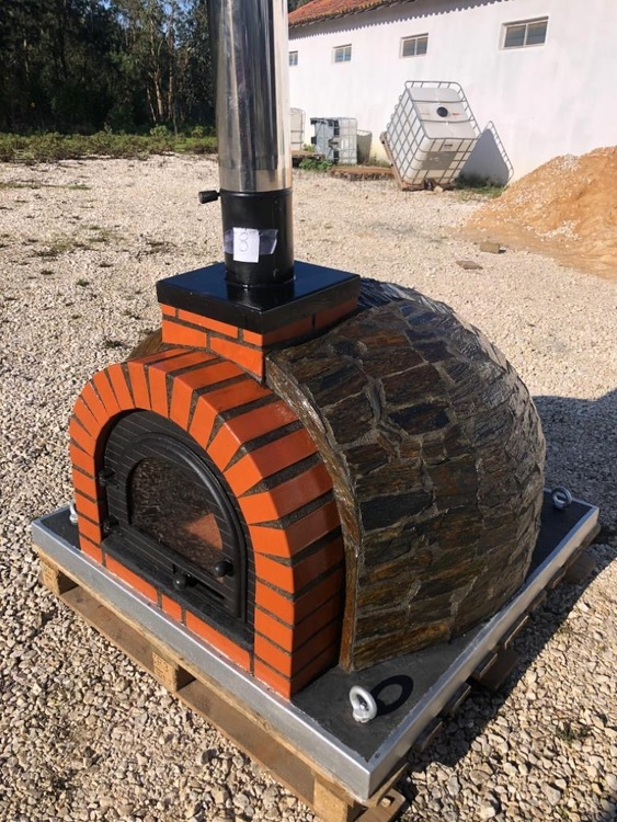 Pizzaugn Modell nr 8, 110 cm, oval