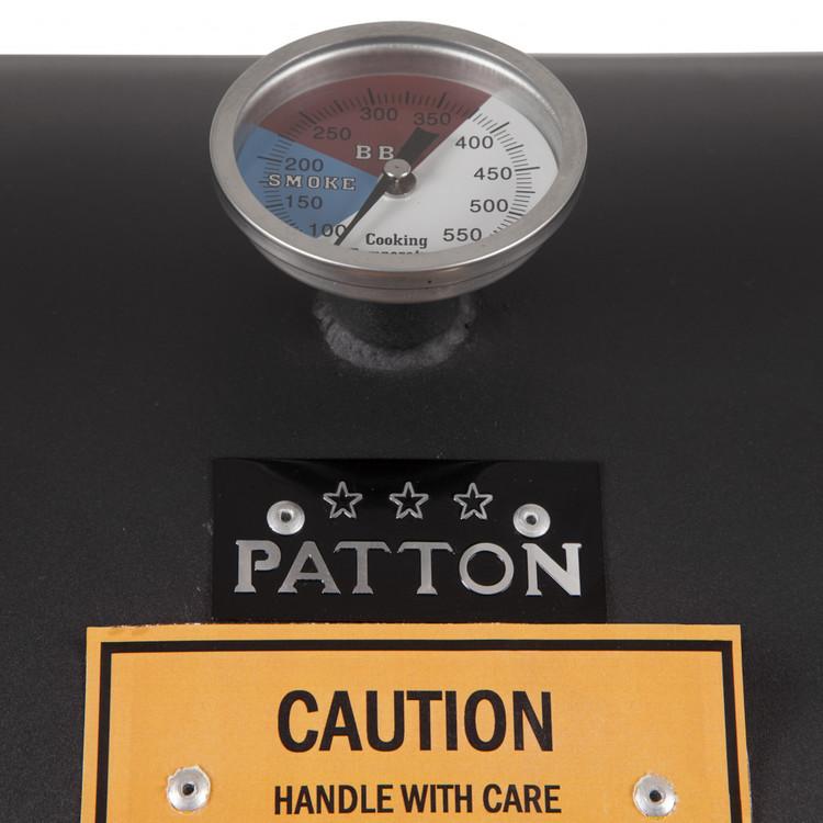 Patton, Oklahoma Smoker, inkl överdrag