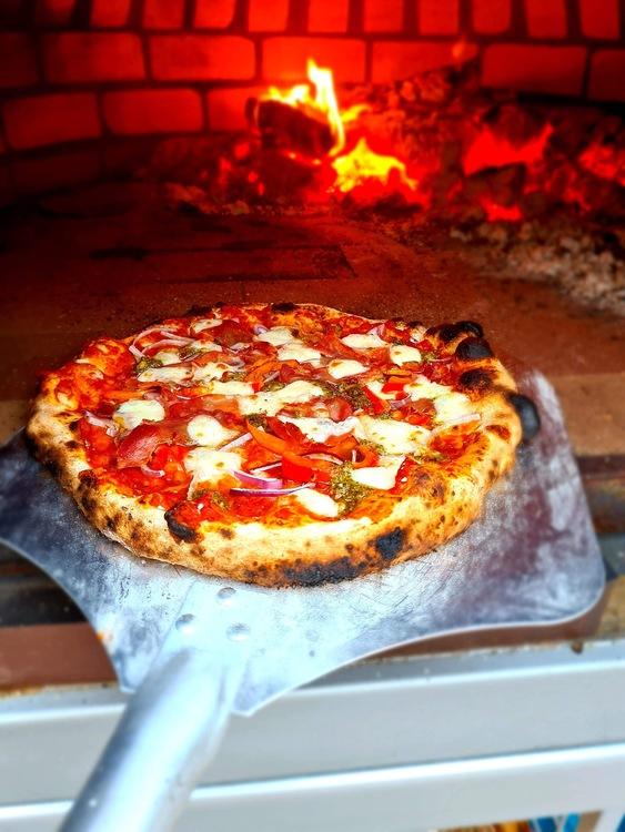 Pizza ugn isolerad 110 x 110 cm. nr 9.