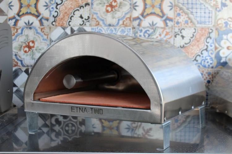 Pizzaugn gasol Forno Allegro by Edil Planet Etna TWO. Inkl frakt!