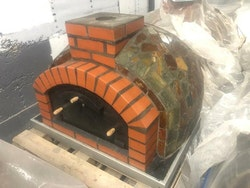 Pizzaugn med natursten 110 cm, nr 38 i lager i Portugal