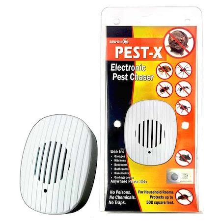 Högfrekvent mus / råttskrämma Pest x control från Bird-x