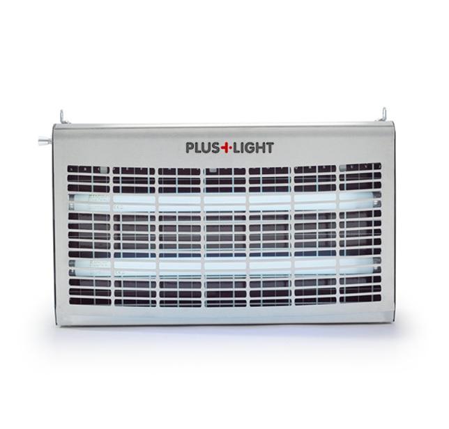 PlusLight®, 60 watt, Stainless / rosfritt. Populäraste valet bland all industri / restauranger osv. Grymt effektiv.