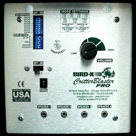 Critter Blaster PRO
