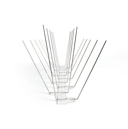 Solpanelskitt Fågelpiggar 5 m P 20 med clips