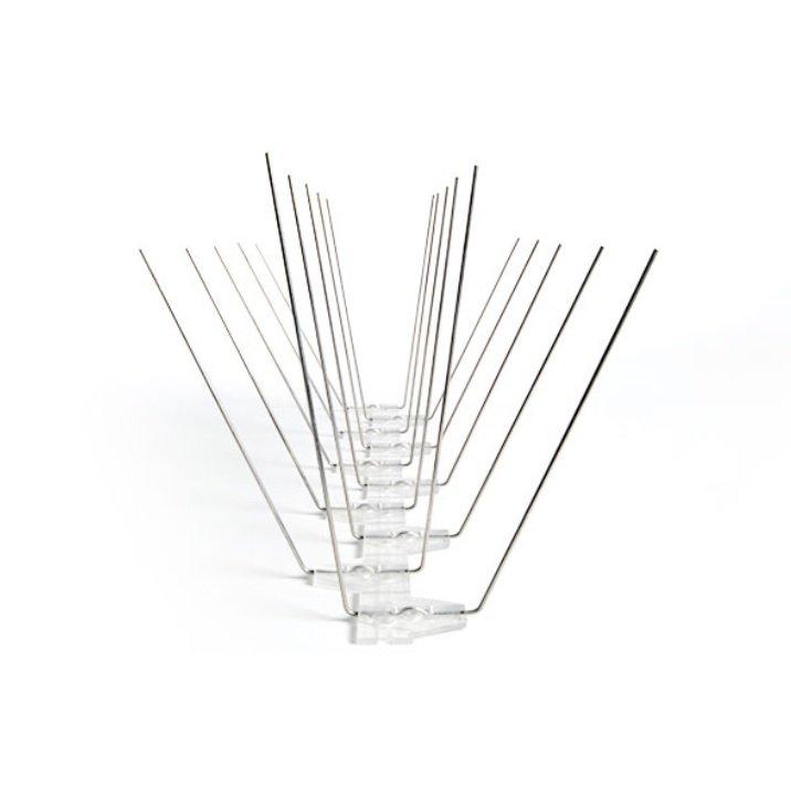 Solpanelskitt Fågelpiggar 10  m P 20 med clips