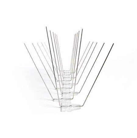 Solpanelskitt Fågelpiggar 50  m P 20 med clips