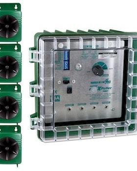demo-ex Super BirdXPeller® PROs har 4-högtalarsystem och 1 st standardchip (ord 13900 kr)
