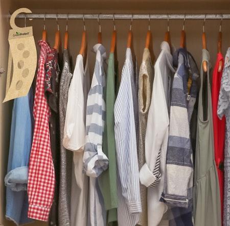 Malfälla Green Protect till hängande kläder