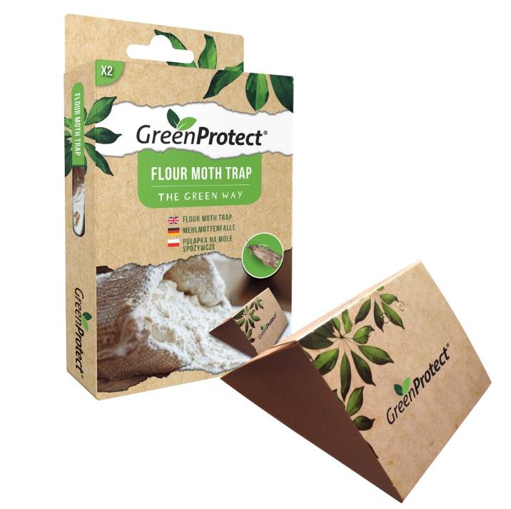 Mjölmal-fälla, GPFMT. Flour moth trap