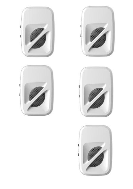 5 pack Musskrämma 370 KVM. Mängdrabatt