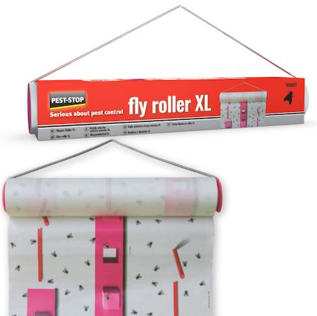 Fly Roller XL flugpapper klister