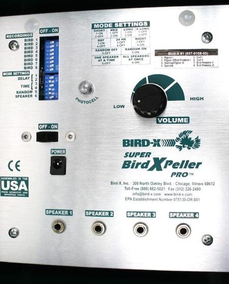 Super BirdXPeller® PROs har 4-högtalarsystem . ord pr 13900 kr