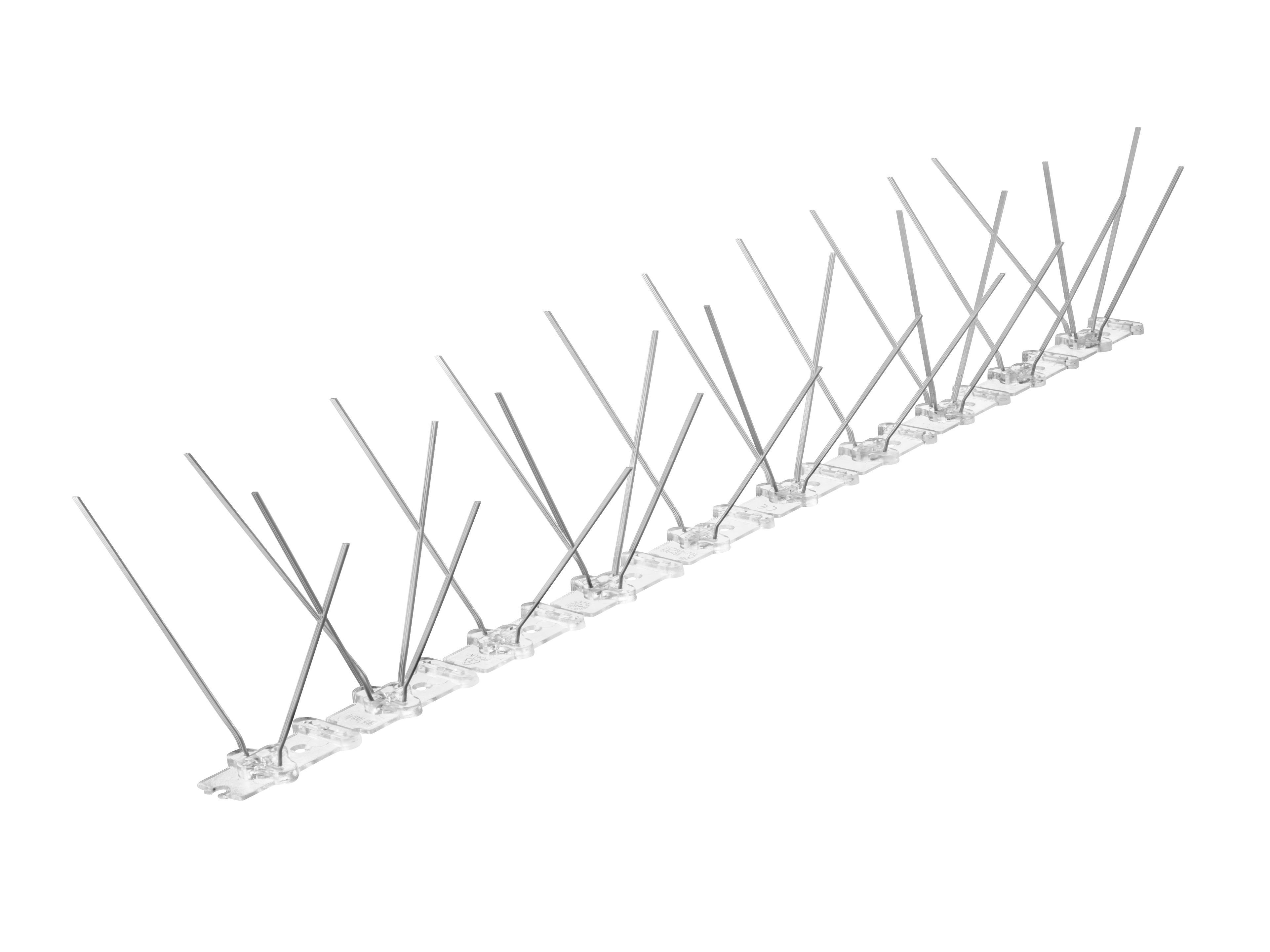 fågelpiggar, fågelspik 12,5 meter V-typ. Spara 39 %