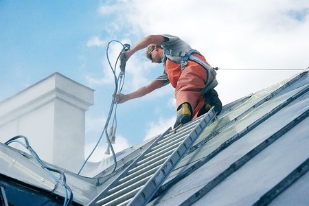 Offert för takprojekt