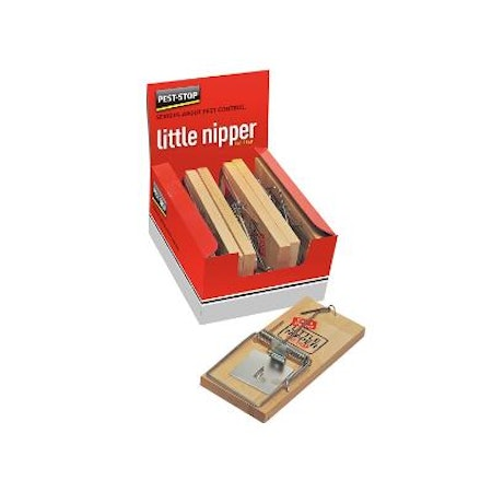 3 st Little Nipper® Rat Trap / råttfälla  PSLNR