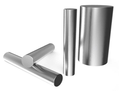 Rundstång rostfritt stål