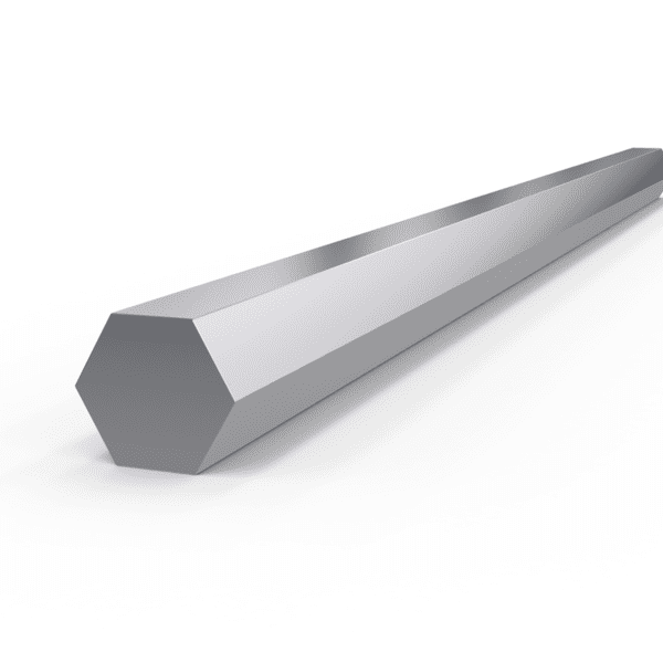 Rostfri sexkantstång 15 mm