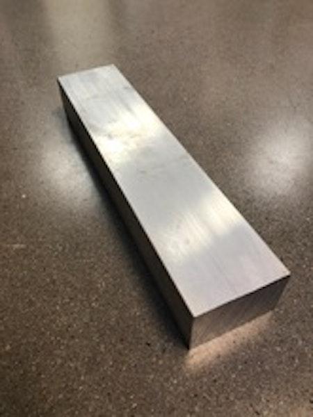 Aluminium fräsämne 70x50, ca 300mm