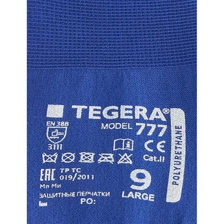 TEGERA 777 HANDSKE INFORMATION