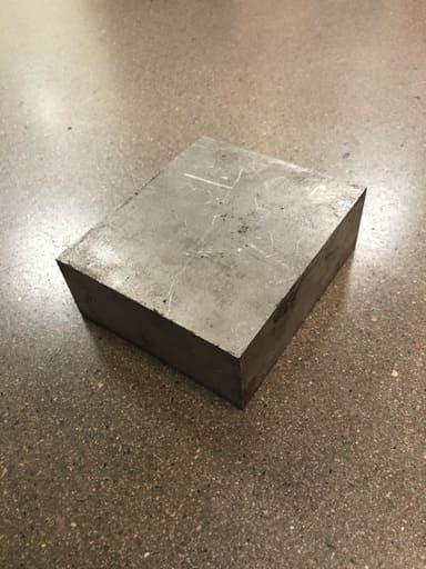 Aluminium Plåt 100x40