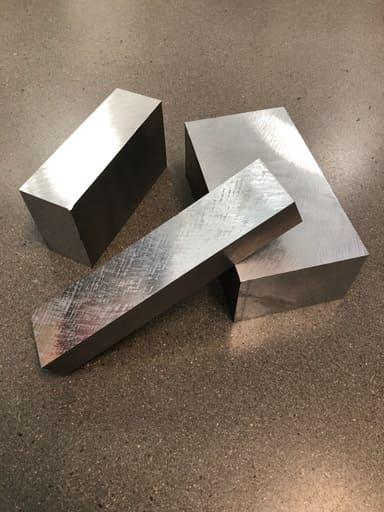 Aluminium Sågad plåt AW6082