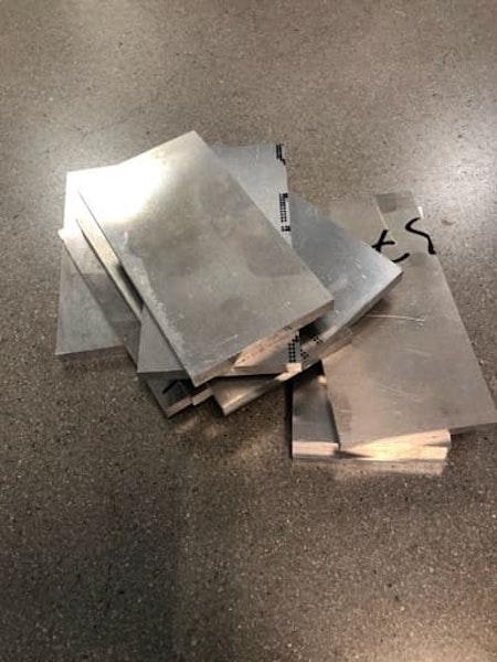 aluminiumplåt