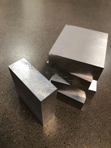 Aluminium Plåt 83x30