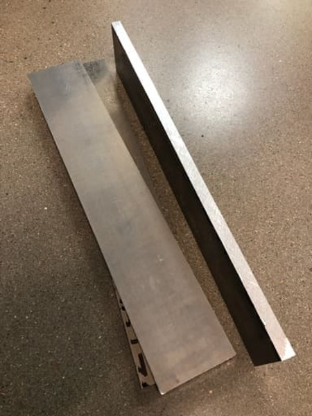 Aluminium 76x12