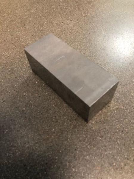 Aluminium plåt 52x50