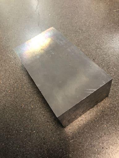 Aluminium plåt 83x50