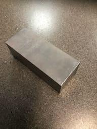 Aluminium plåt 52x20