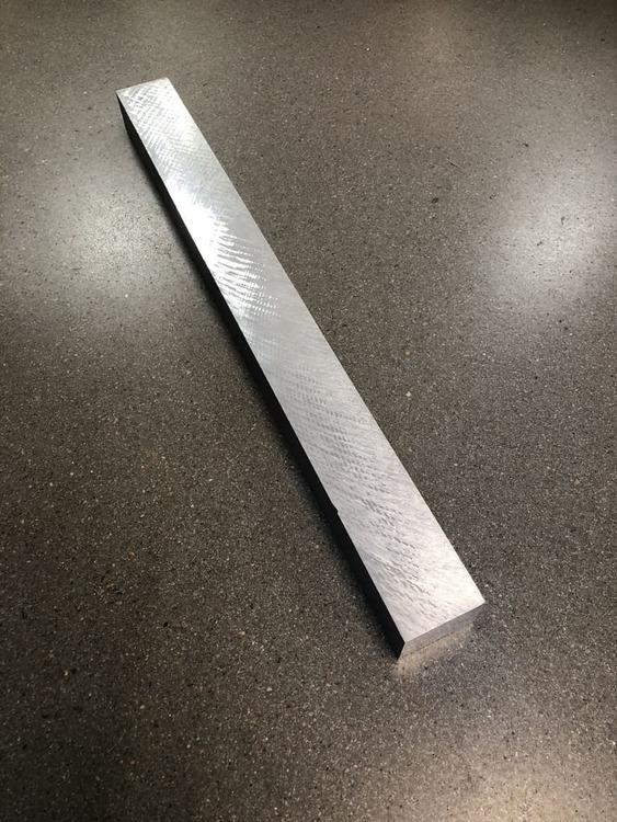 Fräsämne aluminium 40x32mm