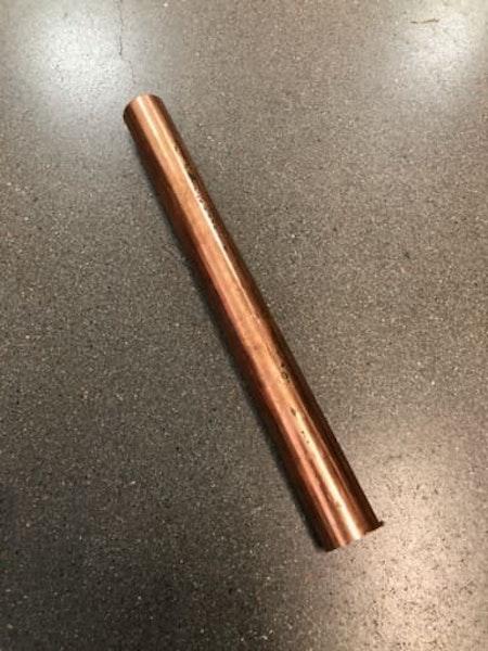 Koppar Rundstång 25mm