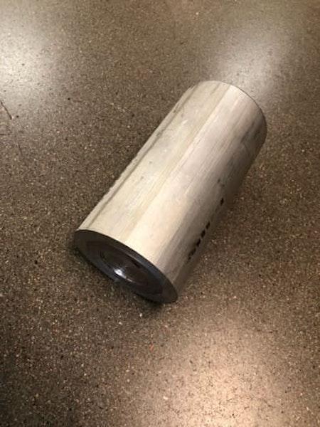Svarvämne aluminium Ø70, AW6026