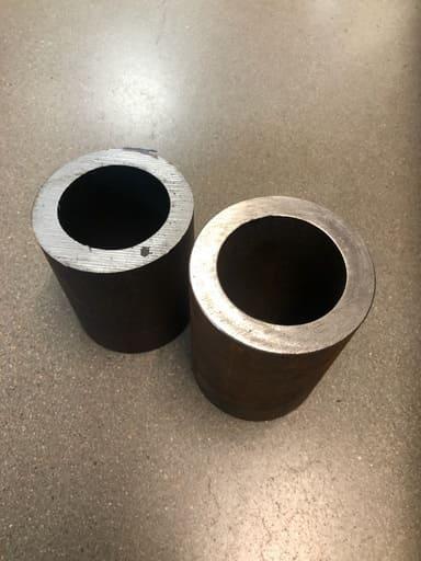 Ämnesrör stål SS2172,   96/66mm