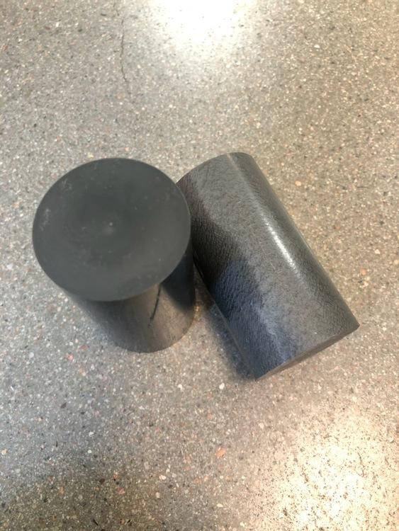 Plast Nylatron Ø35, 2st