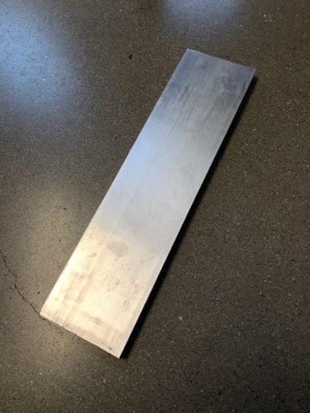 Plattstång aluminium 100x15