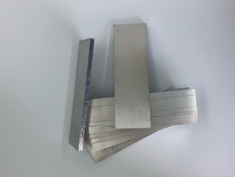 Aluminium AW6082, 47x6