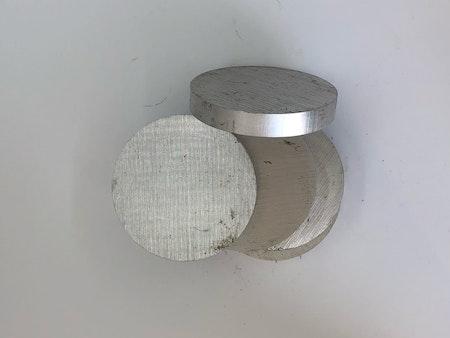 Aluminium rundstång 90mm