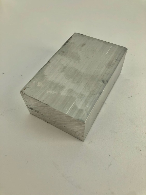 Plattstång aluminium AW6082, 50x30