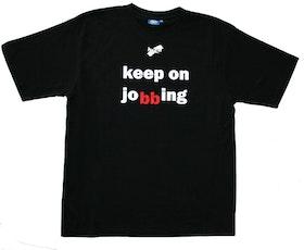 """T-shirt No Sense """"Keep on jobbing"""" SUPERREA 50%"""